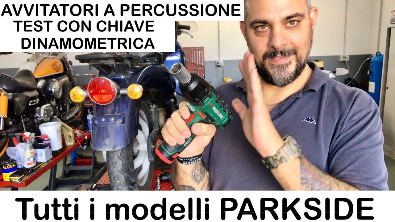 Avvitatore parkside percussione lidl test con for Parkside avvitatore a percussione