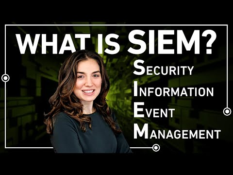 What Is SIEM? Security Information & Event Management Explained