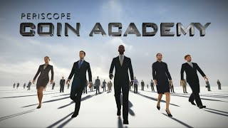 Periscope Coin Academy by Ashley Jones Periscope @KingAshleyAnn, Little Rock, AR