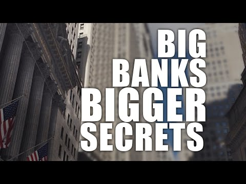 TPP Grants Banks Terrifying Secret Powers