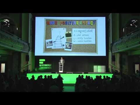 Skype founder Jaan Tallin talks about the importance of fun in innovation
