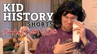 "Kid History Shorts: ""Thanksgiving"" (The Roberts)"