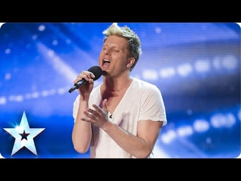 Andrew Derbyshire sings Jocelyn Brown   Somebody Else's Guy   Britain's Got Talent 2014