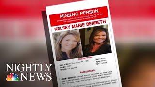 Investigators Search Fiancé's Ranch In Missing Colorado Mom Case   NBC Nightly News