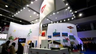 Выставочный стенд компании DOW(Выставочный стенд компании DOW на выставке Интерлакокраска 2012, поразил посетителей выставки своим объемом...., 2012-03-14T12:39:43.000Z)