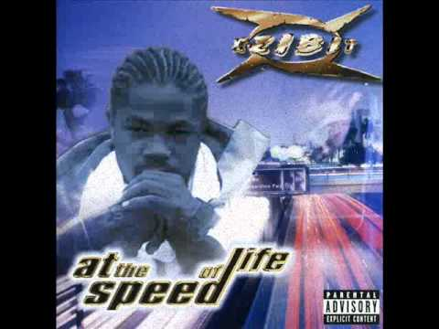 Xzibit - at spead of life [1996]