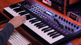 Beat making with Ultra Analog Session