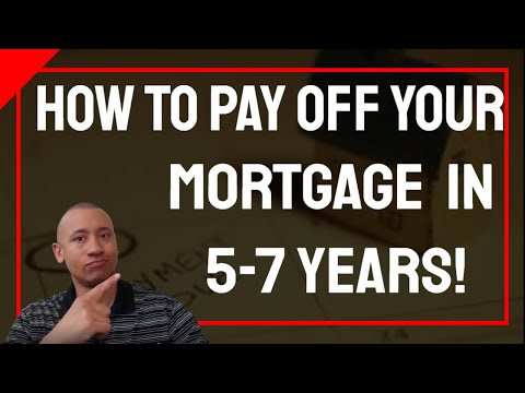 How To Pay Off Your Mortgage Fast Using Velocity Banking | How To Pay Off Your Mortgage In 57 Years