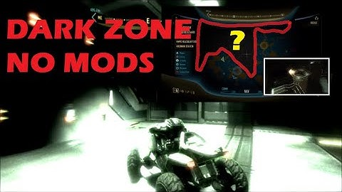 Halo 3 ODST - How To Get Into The Dark Zone On Mombasa Streets Without Mods