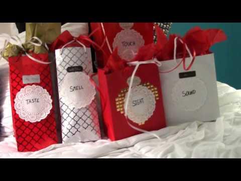 5 SENSES VALENTINES DAY GIFT IDEA! | COLLAB !