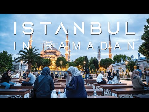 How is Ramadan in Istanbul? Ramazan in Turkey | Europe Trip EP-30