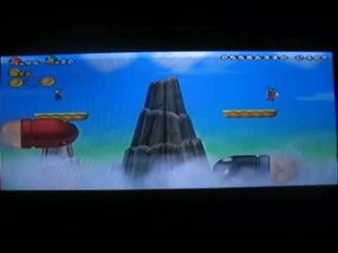 New Super Mario Bros. Wii (2 Player) Part EXTRA 3 –  True Bullet Hell