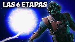 Filtraciones Del Portal Y La Isla Flotante - Fortnite Temporada 6 Teorias Y Secretos