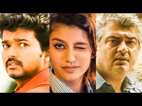 Vijay and Ajith reaction to Priya Varrier's expressions