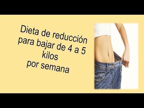 dieta 5 kilos uma semana