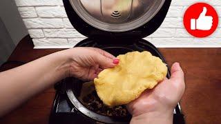 Моя бабушка в восторге от этого пирога Тает во рту Пирог в мультиварке на скорую руку