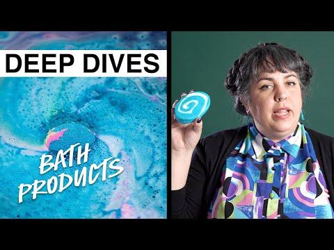 Lush Deep Dives: How To Use Bath Bombs, Bubble Bars And Bath Oils