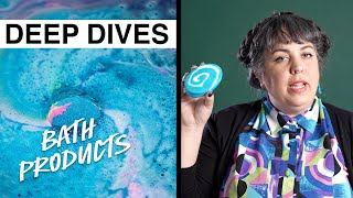 Lush Deep Dives: How to Use Bath Bombs, Bubble Bars and Bath Oils