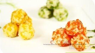 [다이어트 요리]야채 주먹밥_쿡타임 [Diet Food…