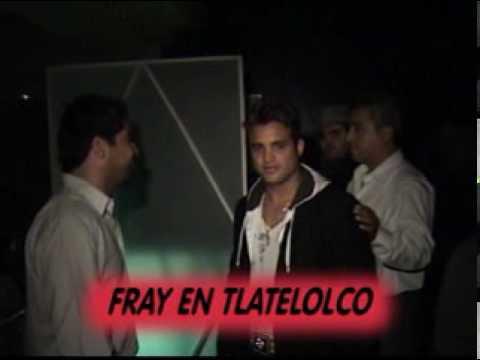 Fray en vivo concierto tlatelolco 2