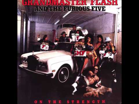 Grandmaster Flash And The Furious Five-Leave Here