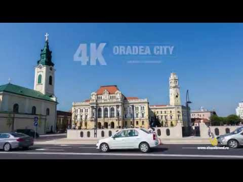 Oradea City 4K