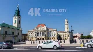 Oradea City 4K Timelapse &amp Hyperlapse