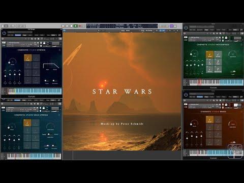 StarWars Mockup | Cinematic Studio Series