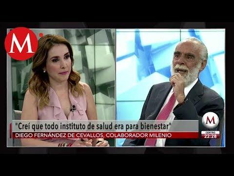 Rosario Robles y la Estafa Maestra: Diego Fernández de Cevallos