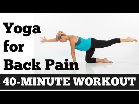This Gentle Yoga Sequence Banishes Back Pain