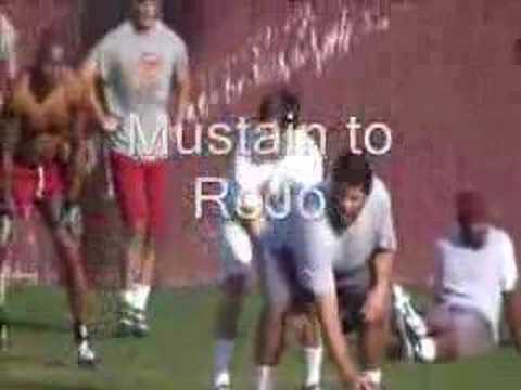 USC summer drills- Ronald Johnson, Joe McKnight, and others