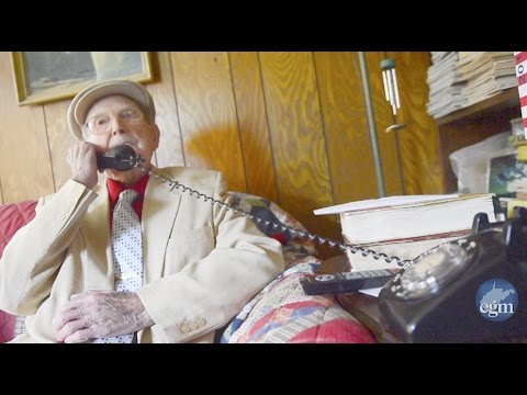 103 year old man shares life stories