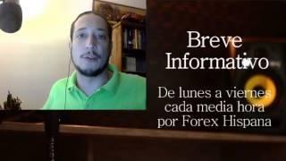 Breve Informativo - Noticias Forex del 03 de Abril 2017