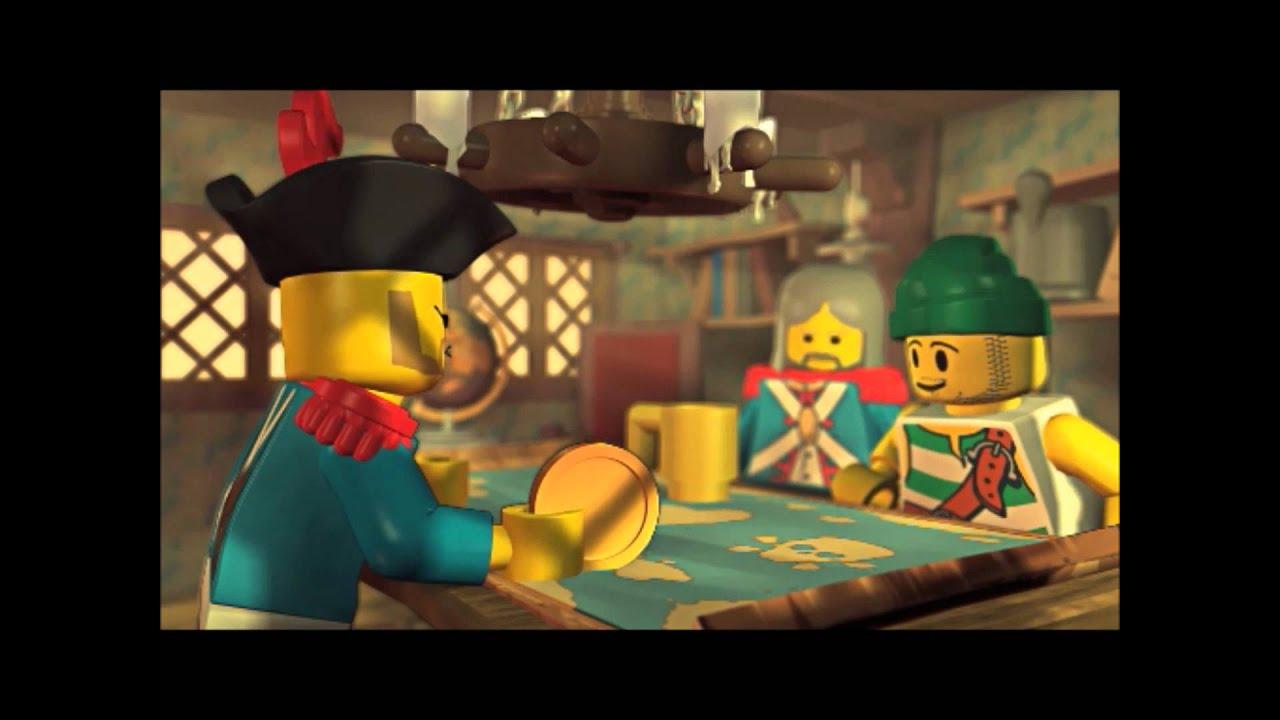 Lego Battles Nintendo Ds Youtube