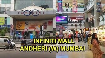 Infiniti Mall Andheri West shopping malls in Mumbai India  New Link Rd Oshiwara  Mumbai, Maharashtra