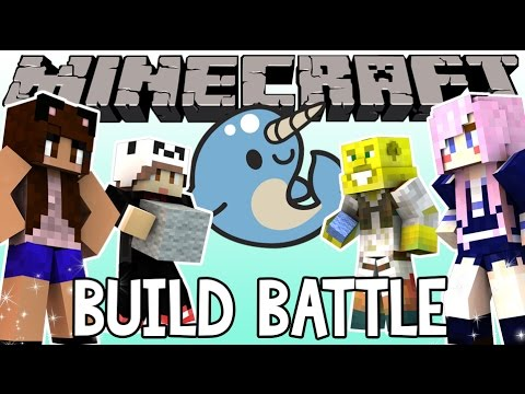 Beautiful Narwhals | Minecraft Honest Build Battle