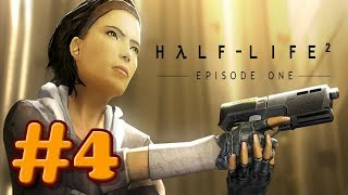 """Half-Life 2: Episode 1"" Walkthrough (Hard), Chapter 4 - Urban Flight"