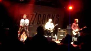 Buzzcocks - Sick City Sometimes live @ Rock the Docks Zug 27.08.2010