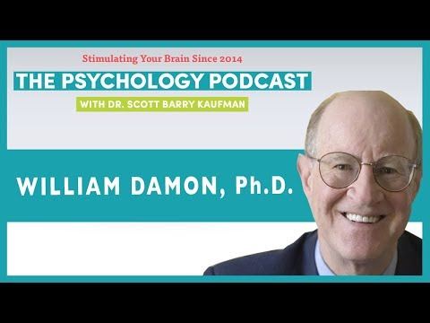 The Path to Purpose with William Damon