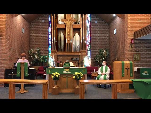Last Epiphany - Holy Eucharist - Rite II
