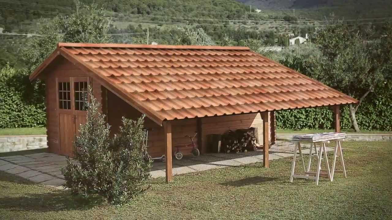 Onduvilla la teja de onduline para el bricolaje for Tejados de madera con tela asfaltica