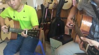 Kitto Mata Itsuka - Giao lưu vui vẻ tại Guitar Sao Mai