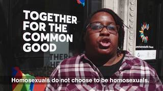 Commonwealth LGBTs Speak Out Against Homophobic Laws & Violence