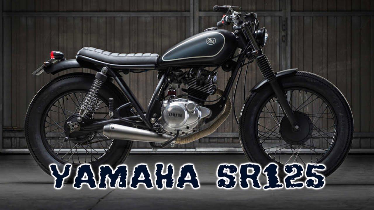 Yamaha Sr125 Cafe Racer You