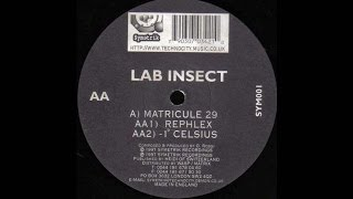 Lab Insect - Matricule 29 (Techno 1997)