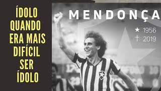 O adeus de quem, pelo Botafogo, foi carrasco do melhor Flamengo da história