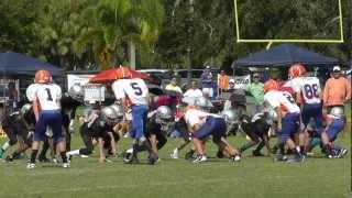 Jensen Beach Falcons vs Palm Beach Gardens Gators