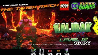 Lego DC Super-Villains: Level 12 / The One With The T. rex Mech STORY - HTG Mp3