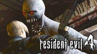 RESIDENT EVIL 4 #19 - Regenerators Os Inimigos Mais Chatos De Toda Saga (PC Pro Gameplay em Inglês)