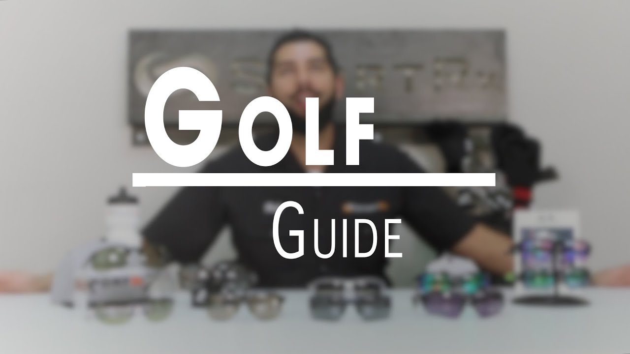 c56392c6c8f Best Golf Sunglasses Guide